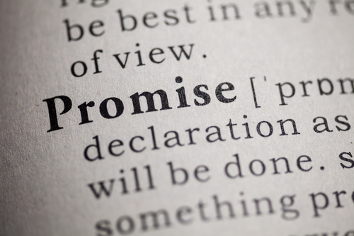 Keep the Promises You Make to Yourself